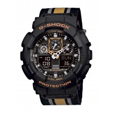 Montre Homme Casio G-Shock GA-100MC-1A4ER